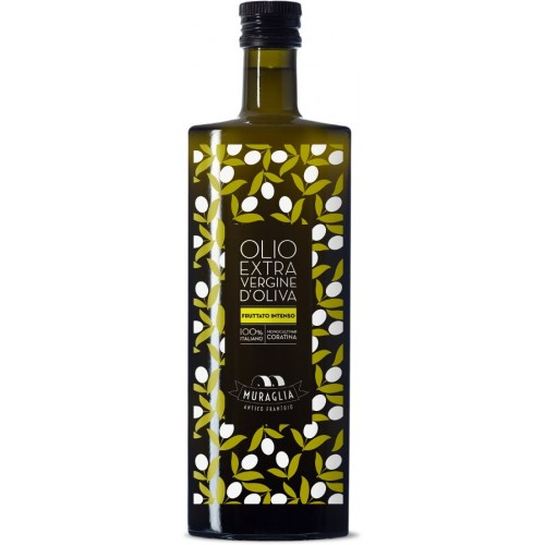 HUILE D'OLIVE EXTRA VIERGE FRUITEE INTENSE 500 mL
