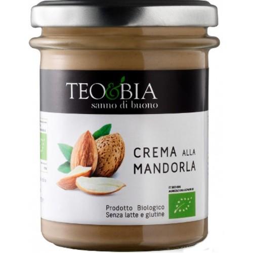 CREME D'AMANDES TEO&BIA