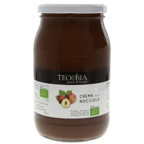 CREME DE NOISETTES TEO&BIA 1kg